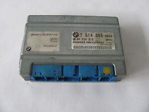 Calculateur Boite Automatique Bmw E46 320d 7514365 Gm96024915