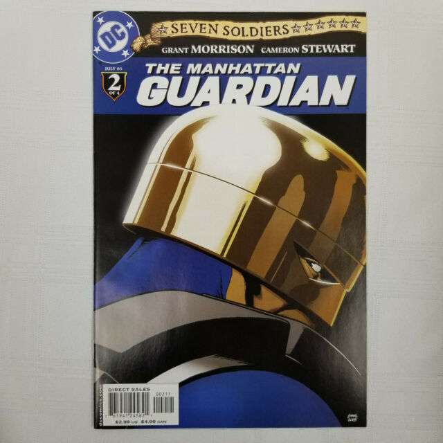 Seven Soldiers The Manhattan Guardian #2 (of 4) (DC Comics, 2005) NM A2