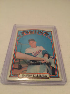 1972-Topps-Baseball-Harmon-Killebrew-Minnesota-Twins-base-card-51