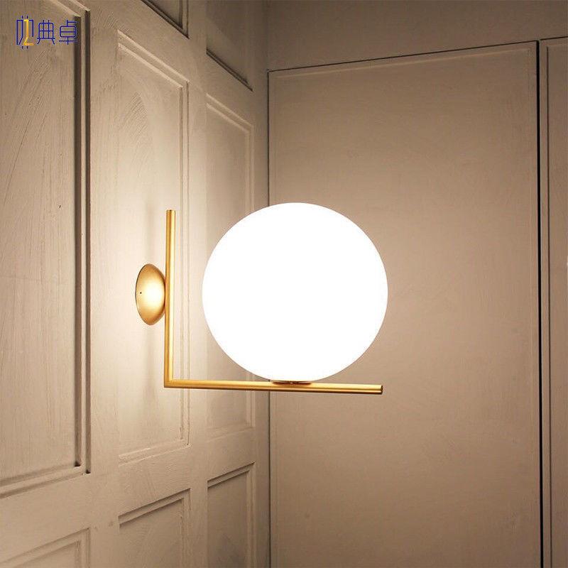 Michael Anastiades Flos Ic Lights C W 2 Led Wall Light