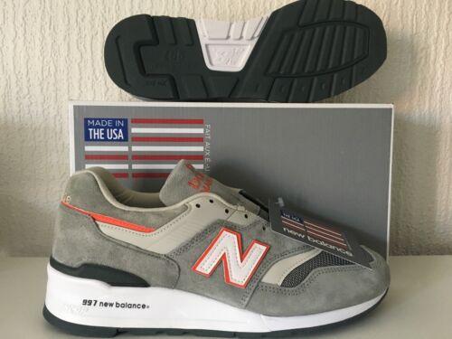 New Deadstock Usa scarpe ginnastica 180 Rrp da da Made 997cht Uk Balance 9 £ nuove In size IwwqR7r