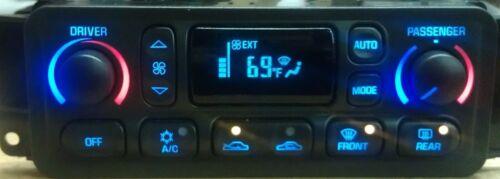 "1997-2004 C5 Corvette A//C Heater Control Replacement /""AUTO/"" Button NEW"