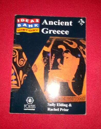 1 of 1 - IDEAS BANK HISTORY: ANCIENT GREECE