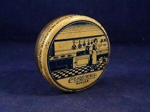 Ancienne-boite-publicitaire-miniature-tole-Curemail-Buhler-cuisine-epicerie-1930