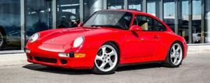 1997 Porsche 911 Carrera S | 2S | 993 Coupe | Mint Condition