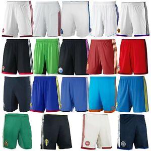 adidas-Shorts-diverser-Top-Mannschaften-Fussballhose-Short-Fussballhose-Sporthose