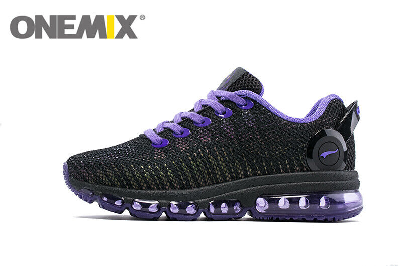 Onemix Women's Classic Running shoes Gym Trainers Original Reflective Sneakers