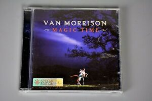 R-amp-L-CD-Album-Van-Morrison-Magic-Time