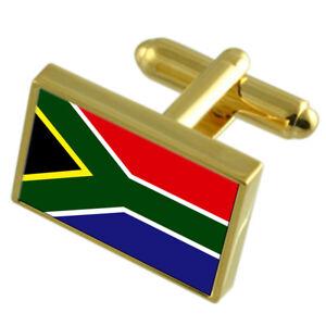 Afrique Du Sud Ton Doré Pays Boutons Manchette En Drapeau Choisissez Bq2wnkfv-07222011-152911537