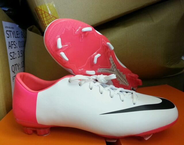 c7a3ae0fb342 Mens Nike Football Boots FG Mercurial Glide 111 FG cleats UK 7 509123 Boxed