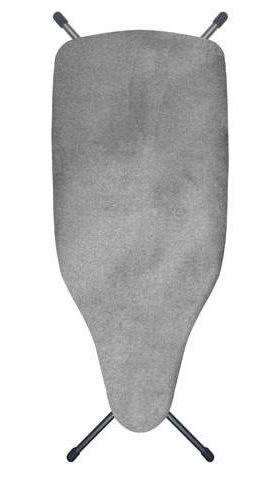 Shirtmaster Copertura Asse da stiro-metallica Cover-supporto in schiuma 145 CM x 70 cm
