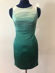 Venus Green Dress