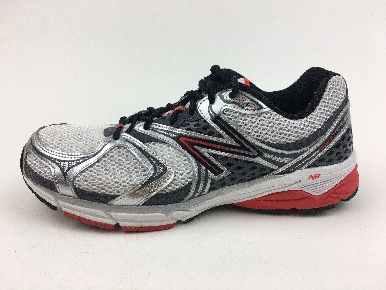 Para hombres M940SR2 Running Zapatos Talla New Balance 10D, gris Plata 2345