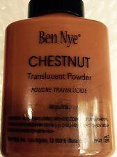 Ben Nye Chestnut Translucent Face Powder 3 oz