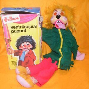 Vintage Pelham Puppets Fido Dog (vent) Ventriloquial 20 Vintage Pelham Puppets Fido Dog (vent) Ventriloquial 20