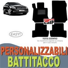 PER MERCEDES CLASSE CLC TAPPETINI AUTO SU MISURA MOQUETTE E BATTITACCO | EASY