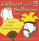 Gilbert and Sullivan Karaoke, Vol. 2 by Karaoke (CD, 2007, Stage Stars Records)