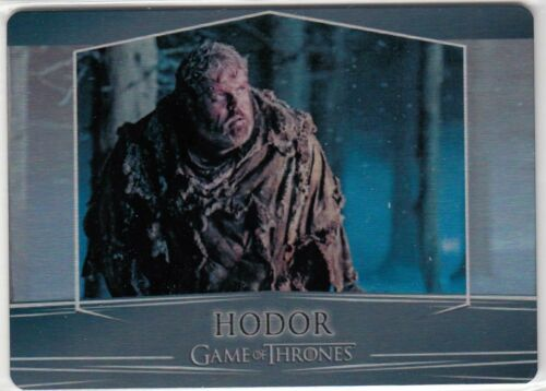 GAME OF THRONES VALYRIAN STEEL METAL BASE CARD 31