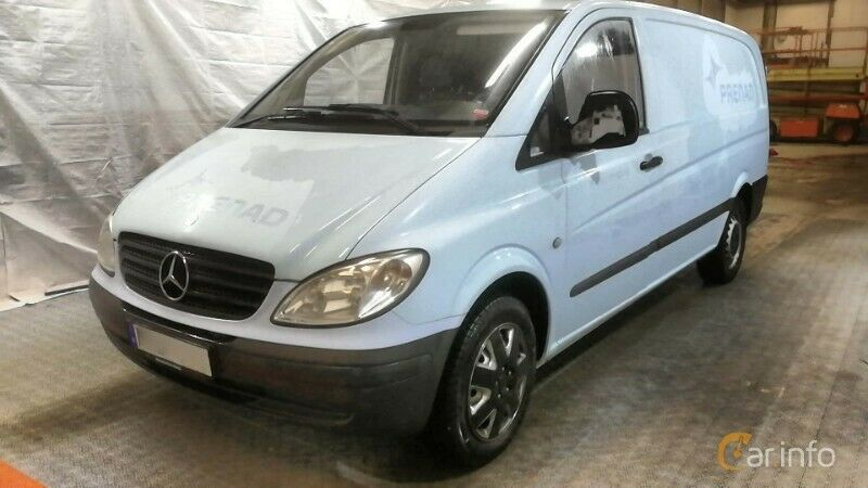 Mercedes Benz Vito 115 2004 Stripping for Spares and Parts.