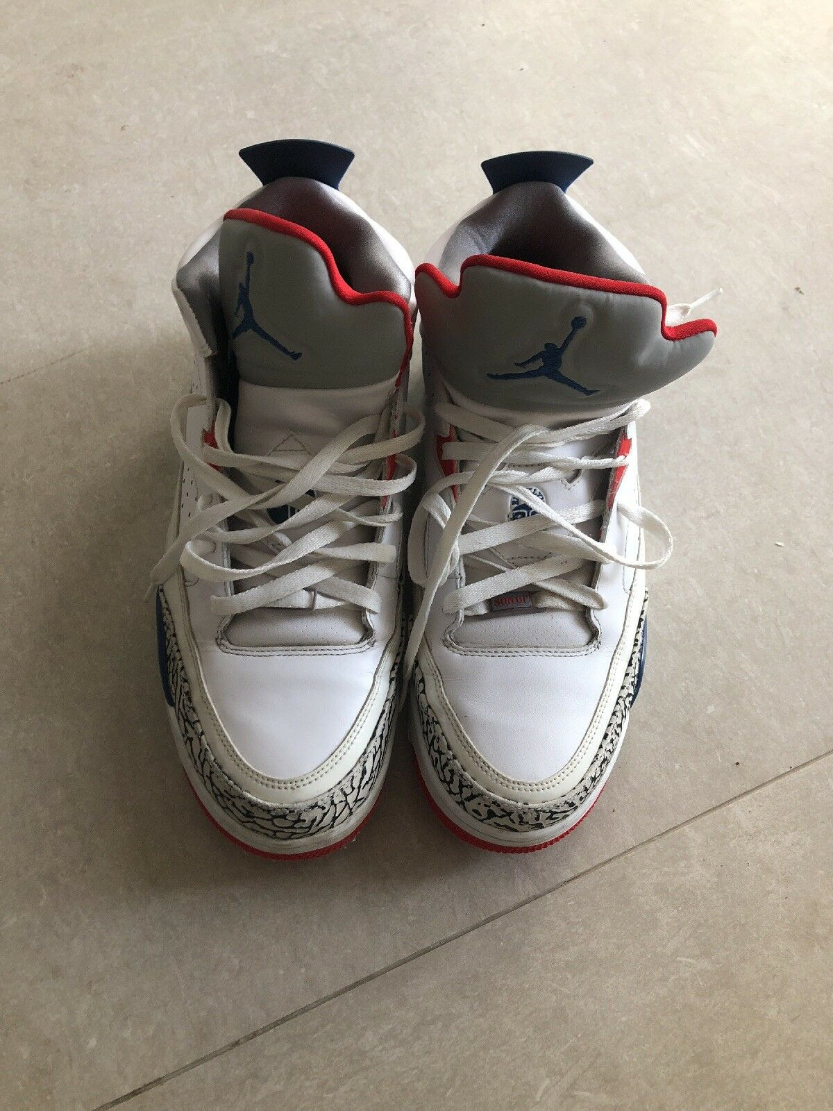 Mens Jordan's  Size 12