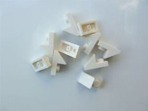 choose colour lego ref 3943a Cone 4 x 4 x 2  without Axle Hole choisissez