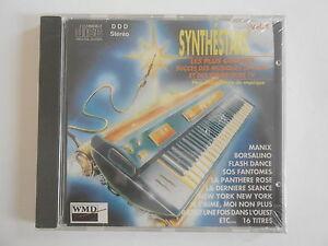 SYNTHESTARS-MUSIQUES-DE-FILMS-amp-GENERIQUES-TV-CD-ALBUM-NEUF-gt-PORT-GRATUIT