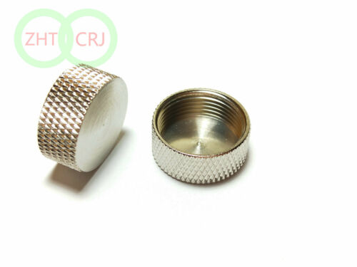50pcs PROTECTIVE COVERS FOR SO-239 OR N UHF CONNECTOR DUST CAP