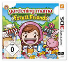 Nintendo 3ds Game Gardening Mama Forest Friends 2ds Compatible