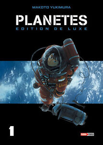 Collection-complete-de-mangas-Planetes-Edition-de-Luxe-3-tomes-Panini-Manga