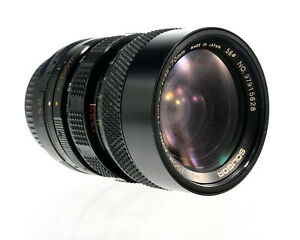 Soligor-MC-Zoom-Auto-F2-5-3-5-f-35-70mm-Objektiv-fuer-Pentax-K-Mount-35411