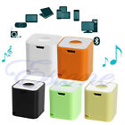 Mini Bluetooth Portable Super Bass Stereo Wireless Speaker for iPhone Samsung PC