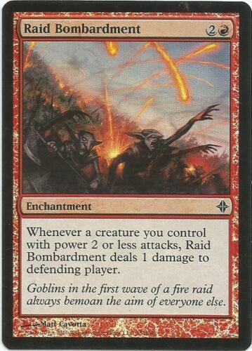 Raid Bombardment Magic the Gathering MTG Rise of the Eldrazi 1x Foil