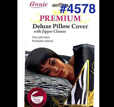 Annie Premium Deluxe Pillow Cover With Zipper Closuere