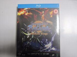 Sengoku-Basara-Samurai-Kings-Complete-Series-1-Blu-ray-NEW