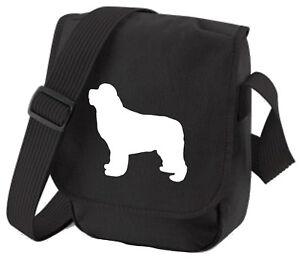 Newfoundland-Dog-Gift-Pack-Shoulder-Bag-Wallet-Birthday-Gift-Newfie-Gift-Combo