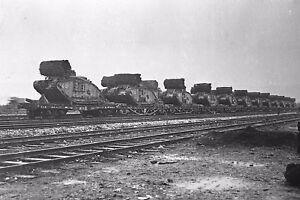 Battle of Passchendaele WW1 1917 Canvas Art Print World War one Scene Ypres