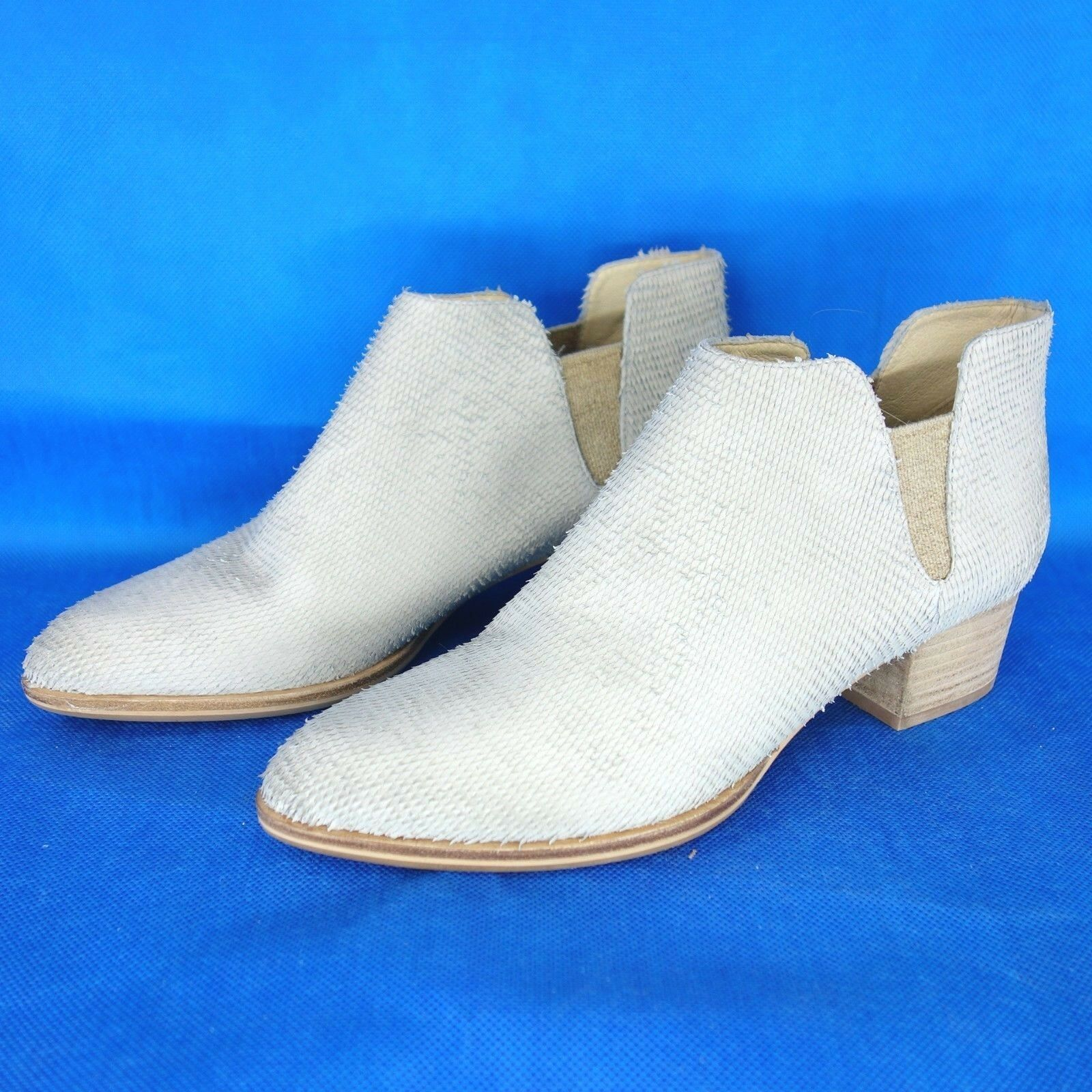 Bruno premiums Woman Ankle Boots gr-37gr-37 38 Brown Leather shoes NP 169 NEW