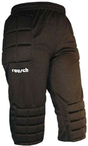 New Reusch Alex Breezer Youth Knicker Soccer Goalie Padded Pants