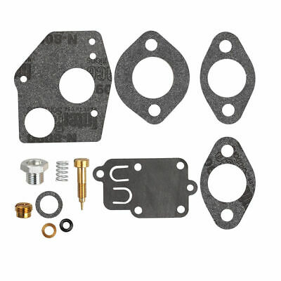 Carburetor Kit For Briggs and S 495606 494624 For 3-5 HP Horizontal Engines USA