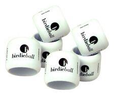 6 BIRDIE BALLS + Velocity Tee