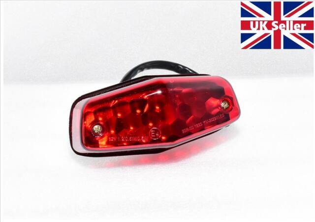 Lucas 564 Style Dual Filiment Rear Light Lamp Stop And Tail Light New