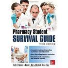 Pharmacy Student Survival Guide, 3E by Ruth E. Nemire, Michelle T. Assa-Eley, Karen L. Kier (Paperback, 2014)