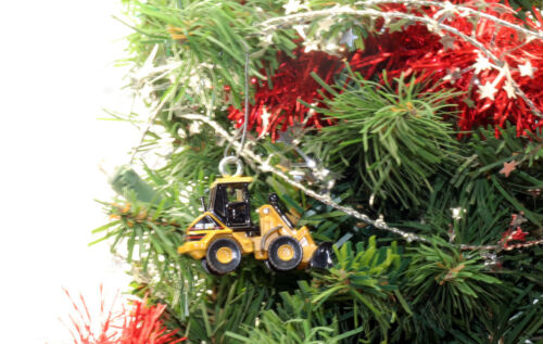 Details about  /Christmas Ornament Norscot Caterpillar 906 Wheel Loader HO 1:87 scale CAT