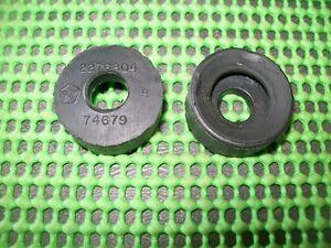 NOS-MoPar-1981-82-83-84-85-86-87-88-89-Dodge-Truck-Ramcharger-Rubber-Hood-Bumper