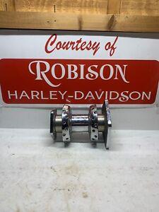NOS-OEM-Harley-Davidson-Wheel-Hub-Vintage-Panhead-Shovelhead-FXR-FL-FX-FXST-XL