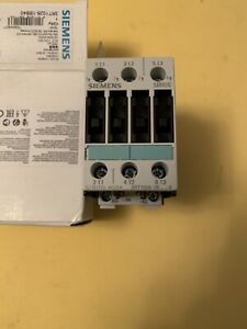 1PC Siemens Contactor One year warranty 3RT1026-1BB40 free shipping #LRR