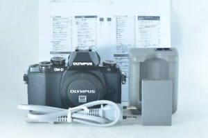 Olympus-OM-D-E-M10-16-0MP-Digital-Camera-black-body-ny1473
