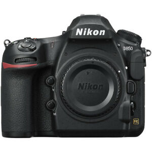 Nikon D850 Digital SLR Camera (Body Only)  18208015856