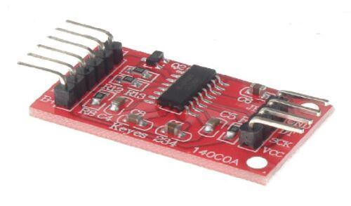 Keyes hx711 a doppio canale sensore di peso amplificatore A//D Modulo Per Arduino Chip 92a