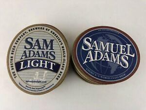 SAM ADAMS SAMUEL ADAMS BEER BAR RAIL MAT /& 4 BAR COASTERS NEW